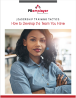 Leadership Training Tactics - How to Develop the Team You Have