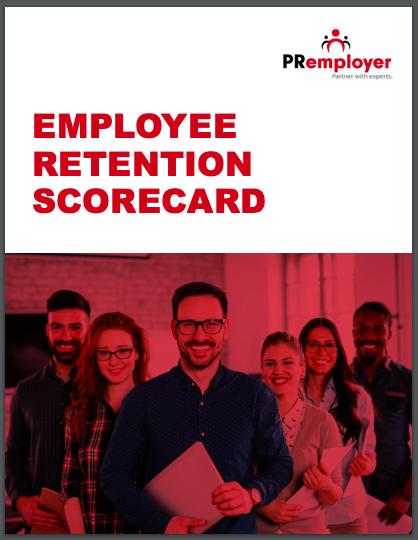 Employee Retention Scorecard