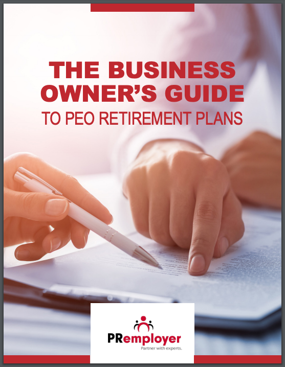 Business Owner's Guide to Retirement Plans