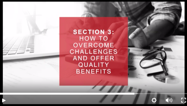 Webinar: Is Your Benefits Package Hurting Your Ability to Attract or Retain Talent?